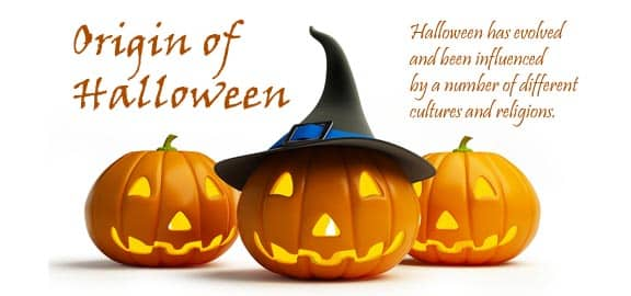 Origin of Halloween