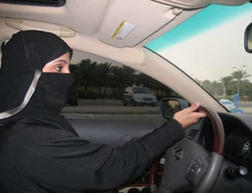 Women's Rights and Driving under Shariah (video)