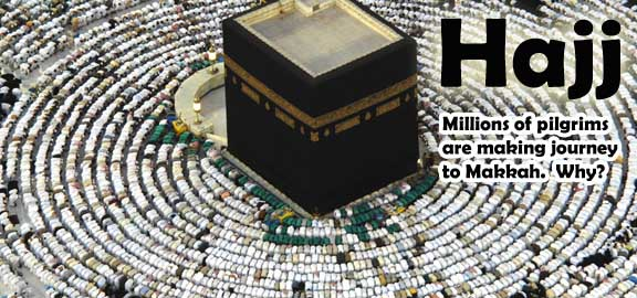 Why are millions going to Makkah? | Facts about the Muslims
