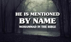 jesus and mohammed essay There is no comparison between jesus and muhammad muhammad falls so far short that he cannot be held on any level remotely close to jesus muhammad is clearly inferior to christ.