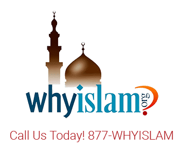 Facts about the Muslims & the Religion of Islam – Toll-free hotline 1-877-WHY-ISLAM Mobile Retina Logo