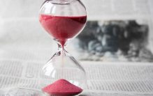 Hourglass and Time