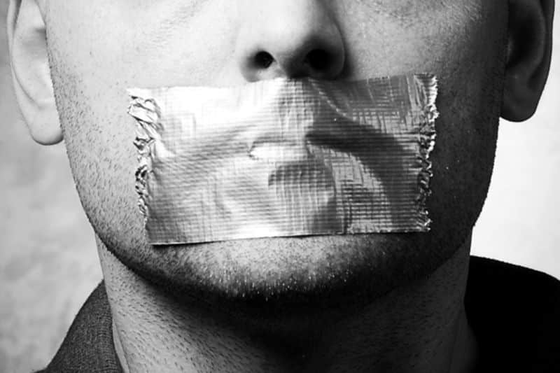 The Hypocrisy of Freedom of Speech