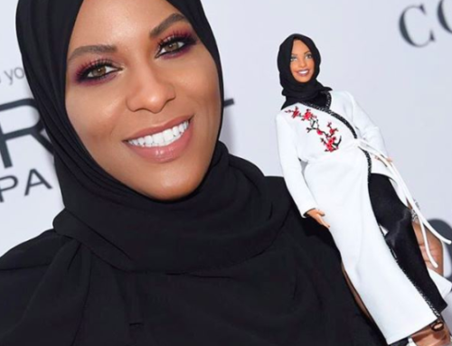 Barbie Honors Ibtihaj Muhammad with Its First Doll in Hijab
