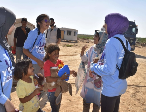 I Spent a Week With Syrian Refugees, Here is What I Found. Interview with Radayna Thabata