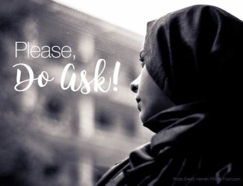 Please, Do Ask!