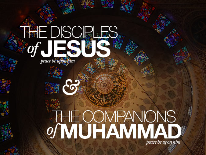 Disciples and the Companions