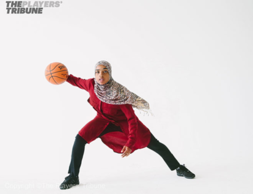 Hijab-Wearing Muslim Basketball Player Takes Stand Against FIBA's Headgear Ban for the Right to Play