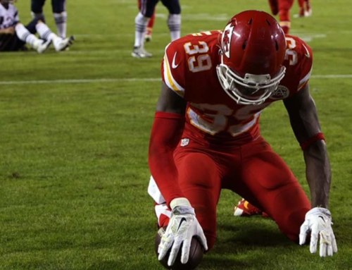 Former NFL Player Husain Abdullah Talks Islamophobia & Being an American Muslim Athlete