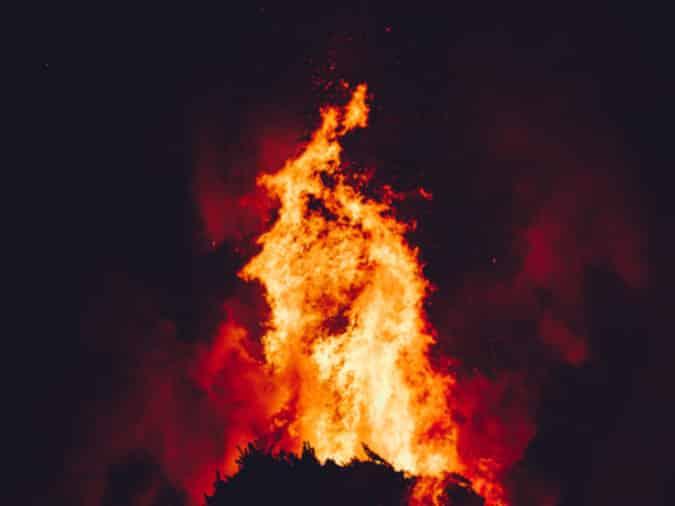 Fiery Flame