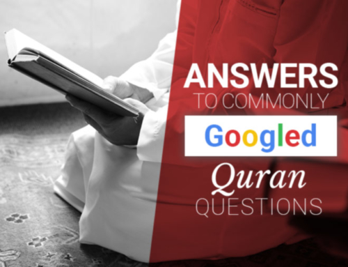 Answers to Commonly Googled Quran Questions