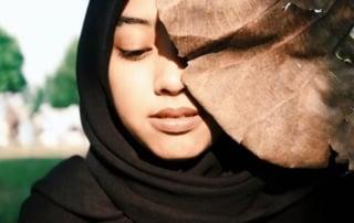 American Muslim Hijabi