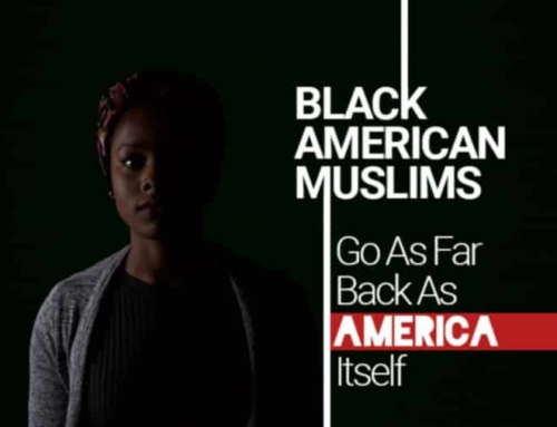 Black American Muslims Go As Far Back As America Itself