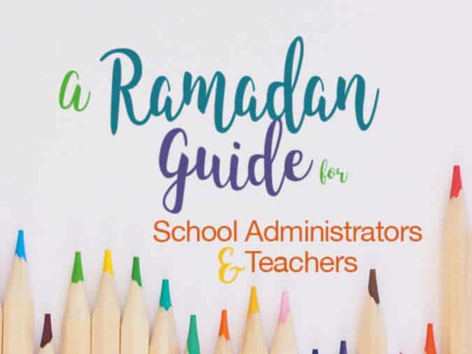 Ramadan School Guide