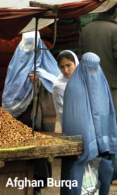 Afghan Burqa