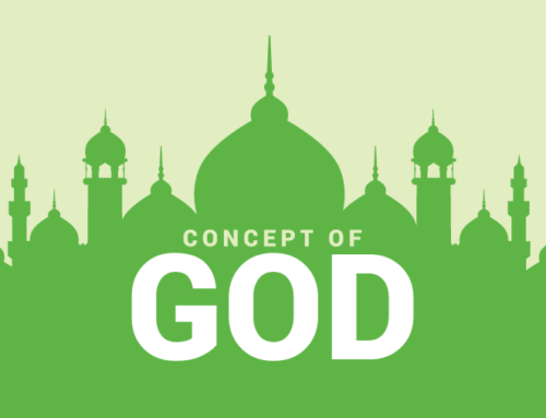 Concept of God Infographic