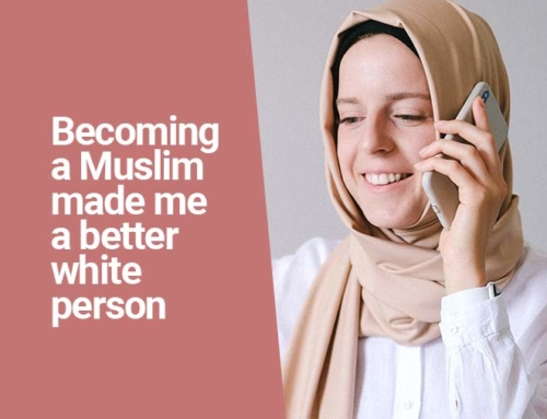 Becoming a Muslim made me a better white person