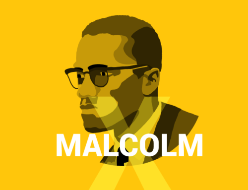 Malcolm X Infographic