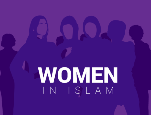 Women in Islam Infographic