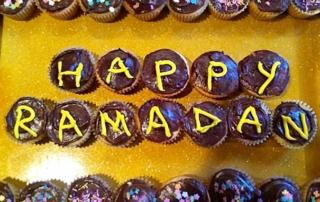 Happy Ramadan Cupcakes