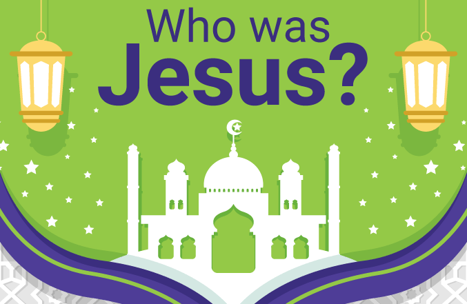 Infographic Who was Jesus?