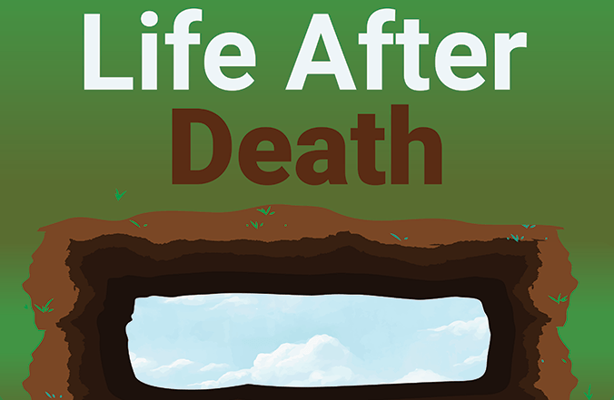 Infographic Life After Death