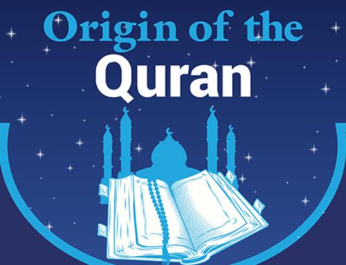 Origin of the Quran Infographic