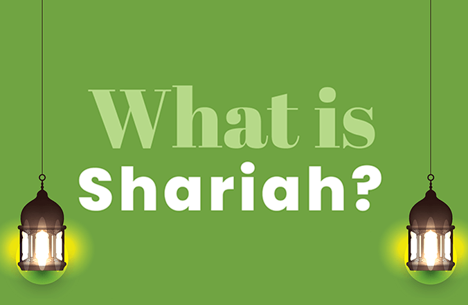 What is Shariah? Infographic