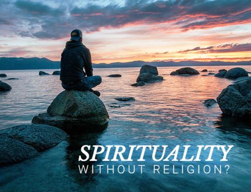 Spirituality without Religion?