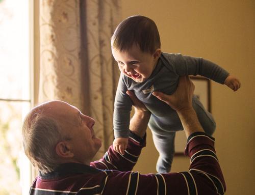How Non-Muslim Grandparents Can Bond With Their Muslim Grandchildren